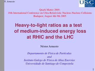 Heavy-to-light ratios as a test of medium-induced energy loss at RHIC and the LHC