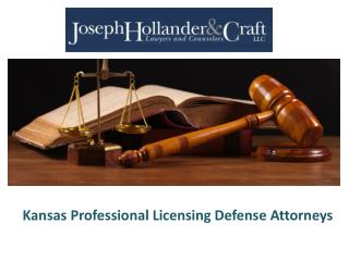 Physician License Defense Lawyers in Lawrence Kansas