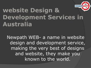 Website Design & Development Services in Australia