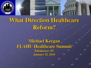 Current Status of Reform Efforts