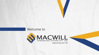 Macwill (Software Development, Web Designing & Development)