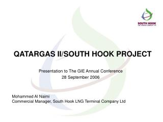 QATARGAS II/SOUTH HOOK PROJECT