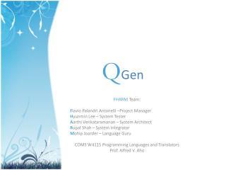 Q Gen