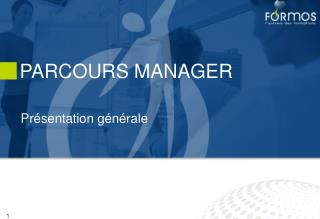 Parcours manager