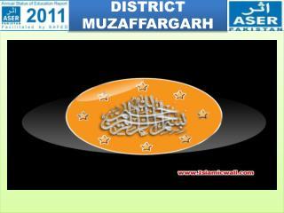 DISTRICT MUZAFFARGARH