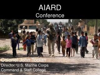 AIARD Conference