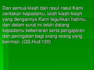 Pandangan  Islam  tentang Manusia
