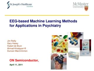 EEG-based Machine Learning Methods for Applications in Psychiatry