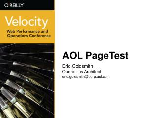 AOL PageTest