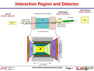 Interaction Region and Detector