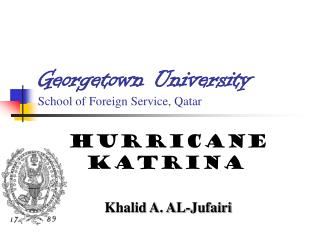 Georgetown University School of Foreign Service, Qatar