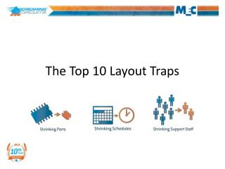 The Top 10 Layout Traps