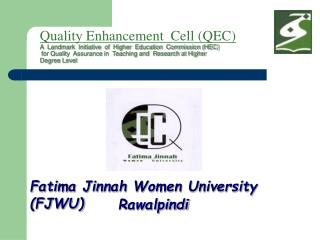Fatima Jinnah Women University (FJWU)