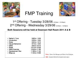 FMP Training