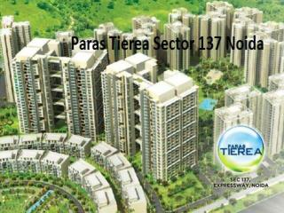 Paras Tierea Apartment in Noida @ 09650 127 127