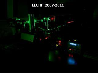 LECHF  2007-2011