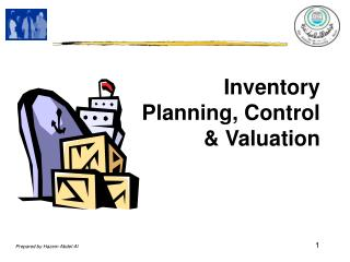 Inventory   Planning, Control & Valuation