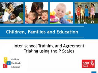 Inter-school Training and Agreement Trialing using the P Scales