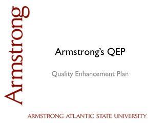 Armstrong's QEP