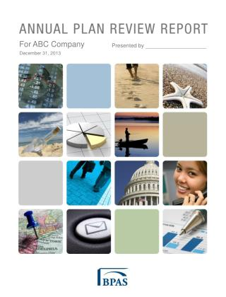 For ABC Company