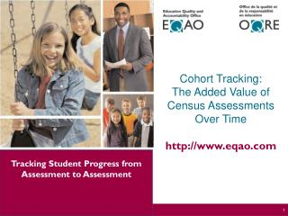 Cohort Tracking: The Added Value of Census Assessments Over Time eqao