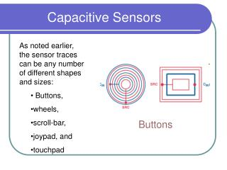 Capacitive Sensors