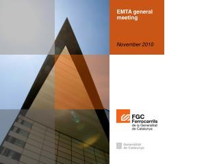 EMTA general meeting