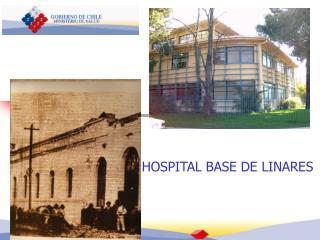 HOSPITAL BASE DE LINARES