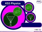 KS3 Physics