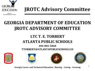 JROTC Advisory Committee
