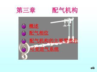 第三章     配气机构