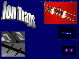 Ion Traps