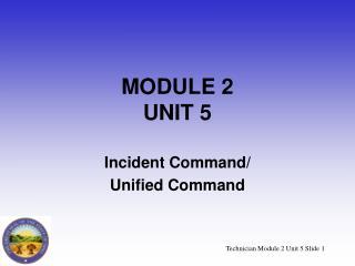 MODULE 2 UNIT 5
