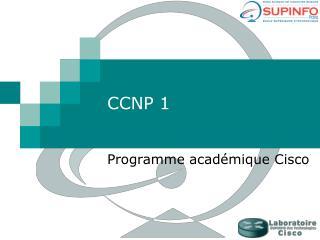 CCNP 1