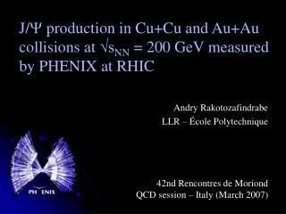 J/  production in Cu+Cu and Au+Au collisions at  √s NN  = 200 GeV measured by PHENIX at RHIC