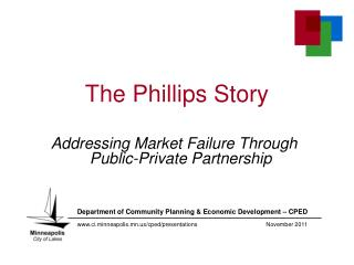 The Phillips Story