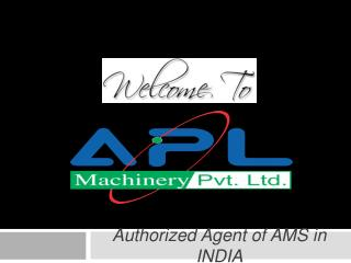 Apl Machinery - About Us