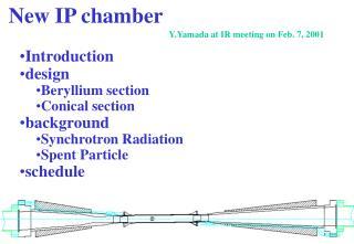 New IP chamber
