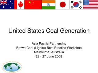 United States Coal Generation