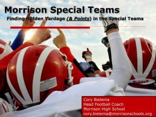 Morrison Special Teams
