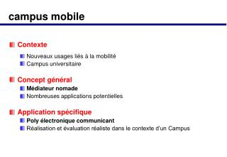 campus mobile