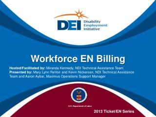 Workforce EN Billing