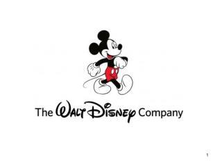 Summary of The Walt Disney Company