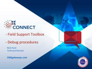 Field Support Toolbox - Debug procedures