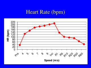 Heart Rate bpm