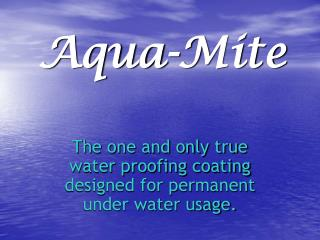 Aqua-Mite
