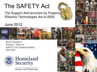 The SAFETY Act