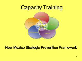 Capacity Training