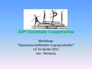 AIPI  Societate  Cooperativa