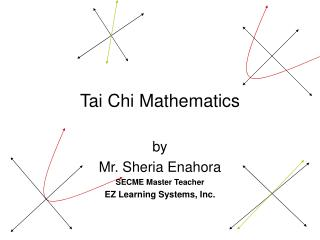 Tai Chi Mathematics
